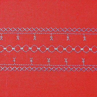 Лапка Bernina №34D - для реверсных стежков