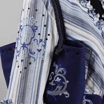 Устройство Bernina №82 - для ажурной вышивки