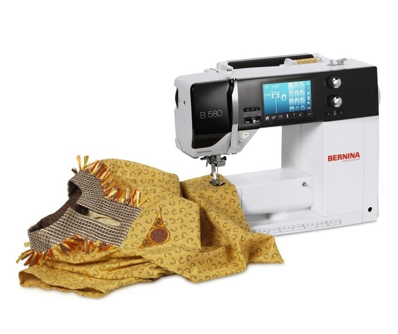 Швейно-вышивальная машина Bernina 580