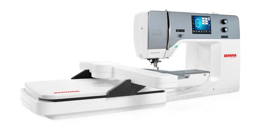 Швейно-вышивальная машина Bernina 770 Quilting Edition