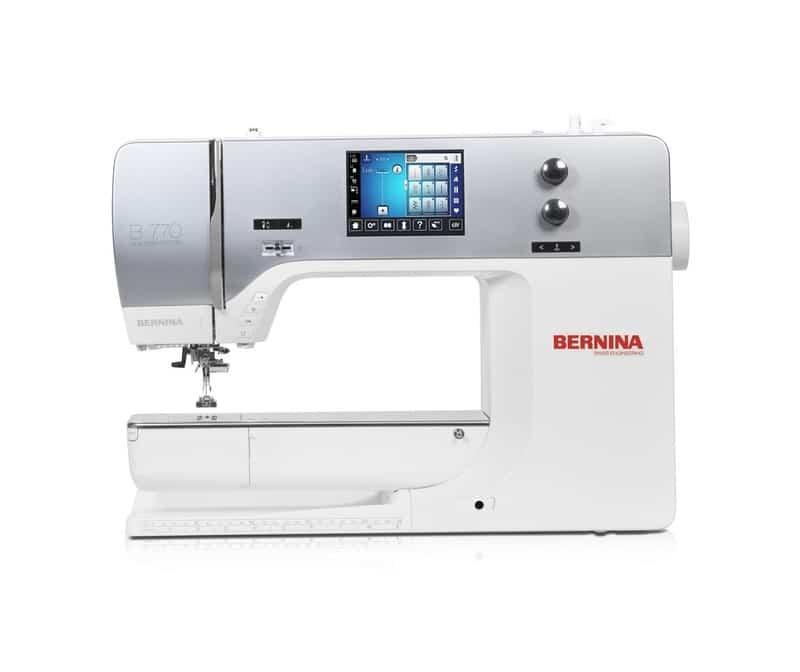 Bernina 770 Quilting Edition