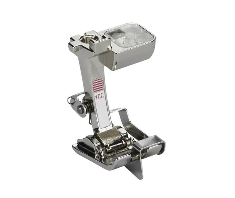 Лапка Bernina №10 С - узкокромочная 9 мм
