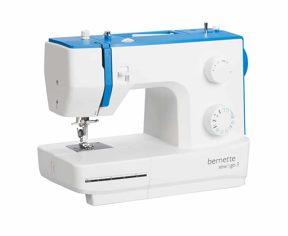 швейная машина Bernette sew&go3