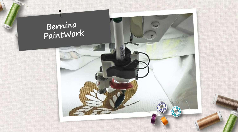 Инструмент Bernina PaintWork