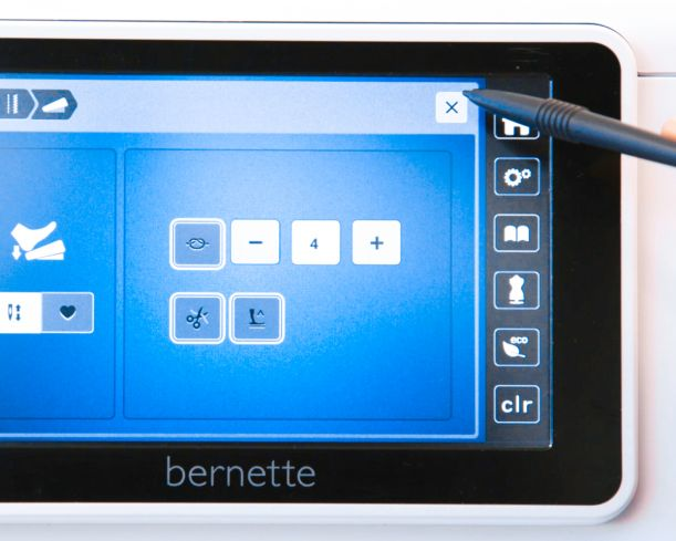 Bernette b70 DECO